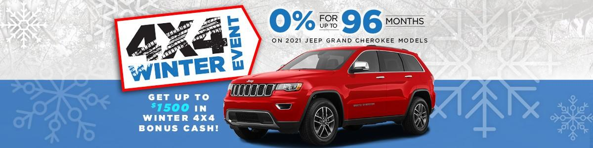 Jeep Discount Offers at Tower Chrysler Dodge Jeep Ram in Calgary